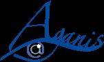 web agency aganis logo