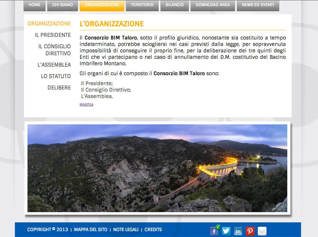 Realizzazione siti web trento - bimtaloro 2