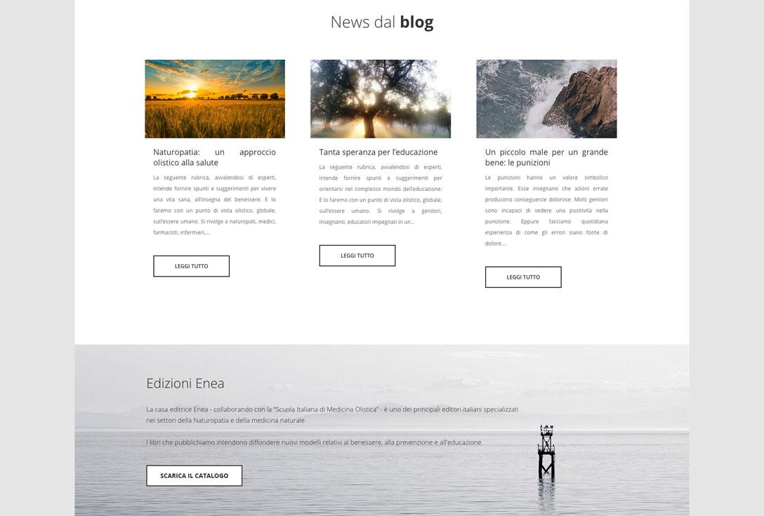 Realizzazione siti web trento - edizioni-enea 2