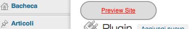 bottone apri sito siti web trento