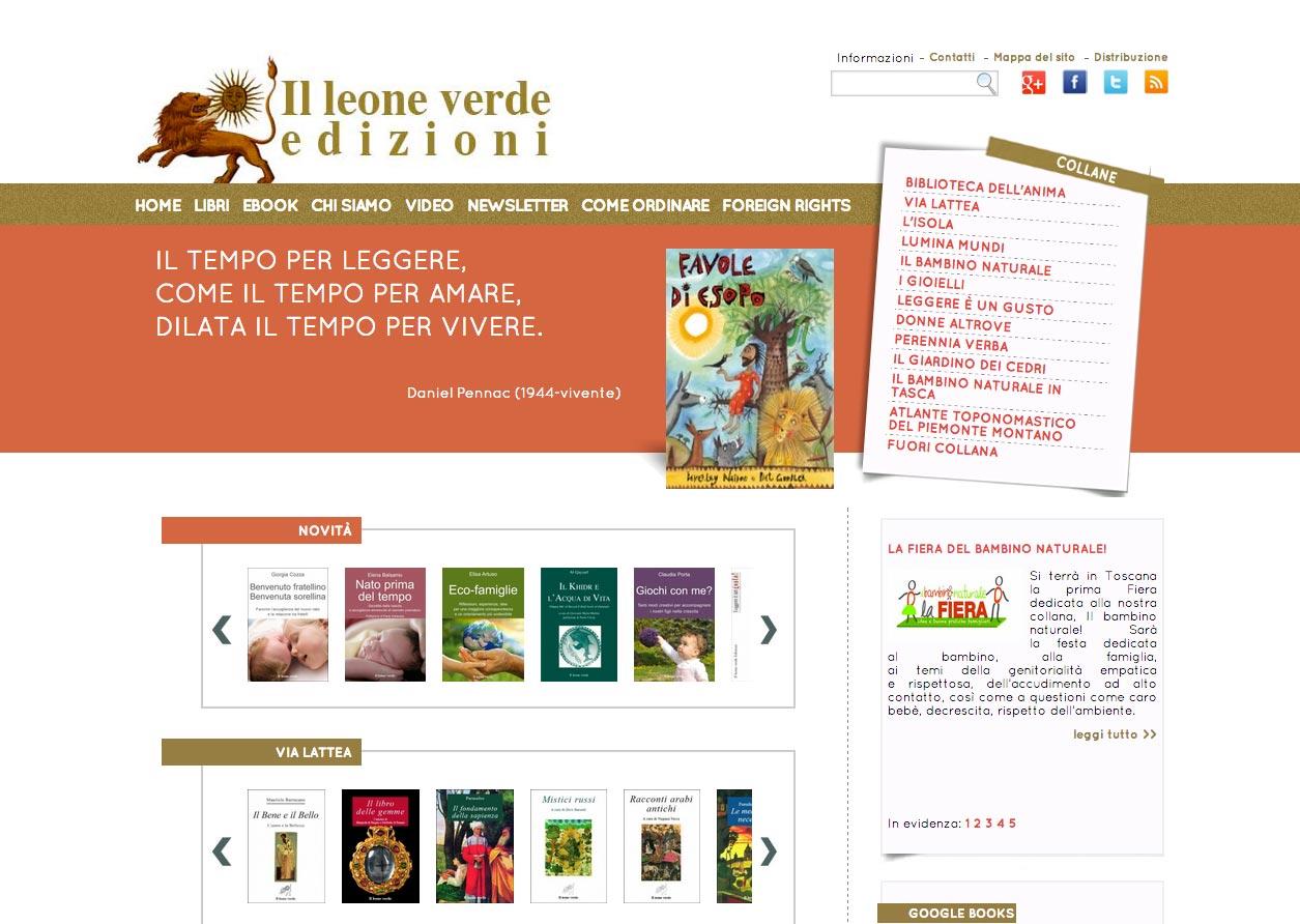 www.leoneverde.it