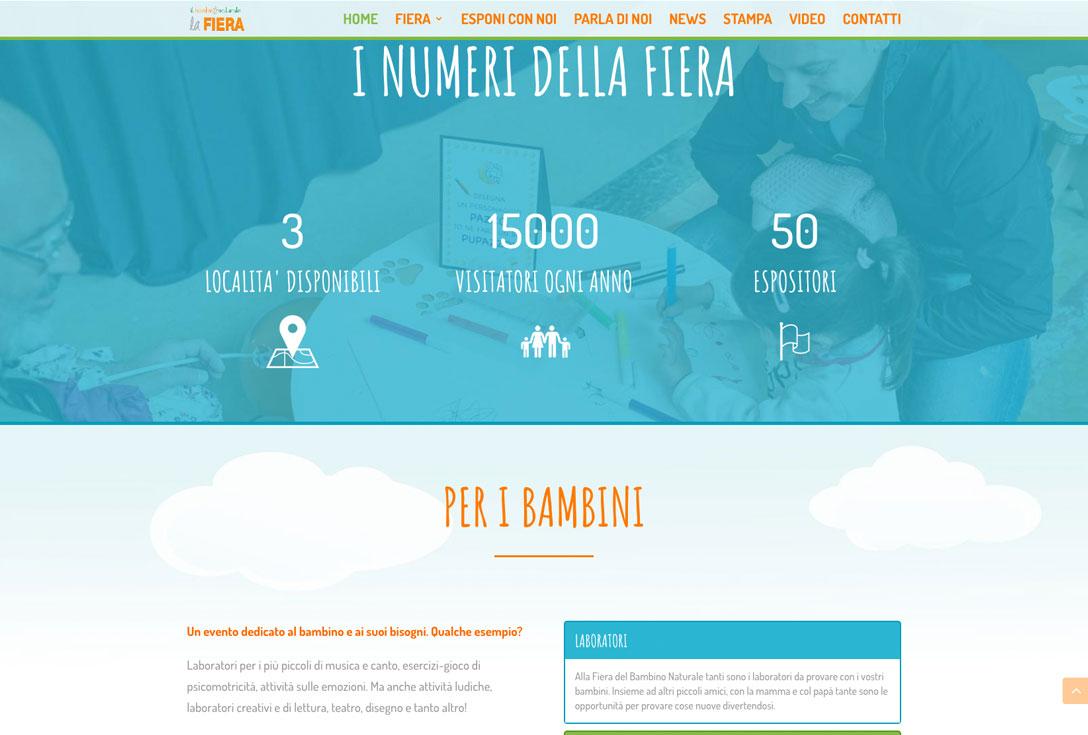 Realizzazione siti web trento - fieraBN 2
