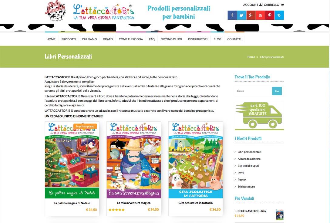 Realizzazione siti web trento - Scelta Maculata 1