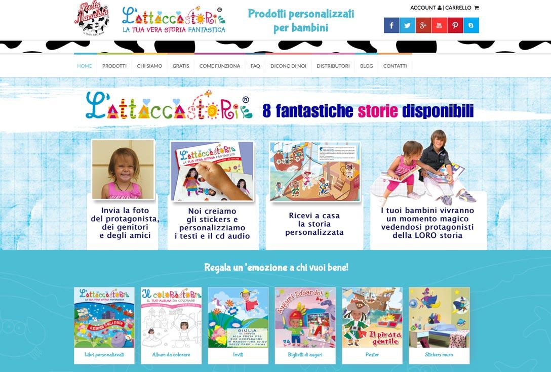 Realizzazione siti web trento - Scelta Maculata 4