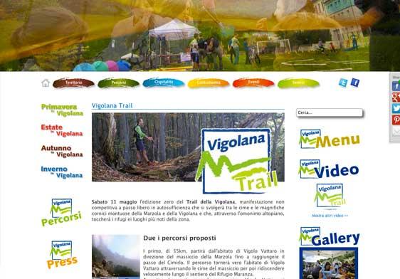 Realizzazione siti web trento - vigolana 3